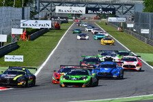 Blancpain GT Series - Bilder: Monza (BES) - 1. Lauf