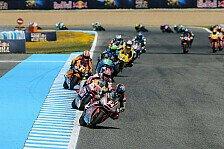 Moto2 - Motorenmonopol: Gegner überlassen Honda das Feld
