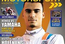 Formel 1 - Starke Typen im neuen Motorsport-Magazin