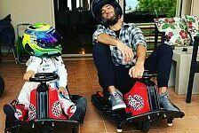 Formel 1 - Massa jr. vs. Ricciardo: Alles zum großen Duell