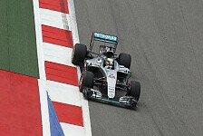 Formel 1 - 3. Training: Hamilton gewinnt Schlagabtausch