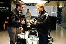 Formel 1 - Erklärt: Rosbergs völlig verrückter Glücksbringer