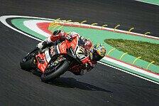 Superbike - Davies holt den Doppelsieg in Imola