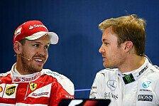 Formel 1 - Gerücht: Nico Rosberg 2017 zu Ferrari?