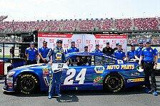 NASCAR - Zweite Superspeedway-Pole für Elliott