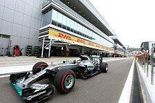 Formel 1 - Hamilton tobt: Strafe wegen Verwarnungen droht