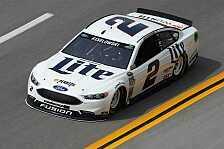 NASCAR - Keselowski gewinnt Talladega-Schlacht
