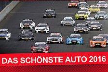 DTM - Fan-Voting: Das schönste DTM-Auto 2016