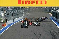 Formel 1 - Live-Ticker: Der Sonntag in Russland