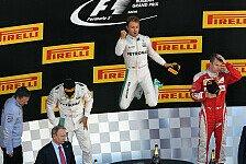 Formel 1 - Russland GP: Die 7 Antworten zum Rennen