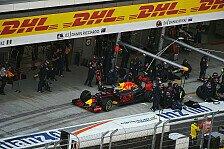 Formel 1 - Red Bull: Selbstzerstörung in Sochi