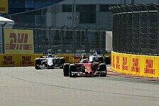 Formel 1 - Räikkönen setzt Ferrari-Schachzug perfekt um