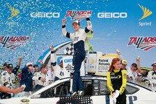 NASCAR - Bilder: GEICO 500 - 10. Lauf