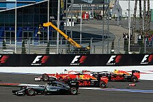 Formel 1 - TV-Quoten: Russland-Rekord für RTL