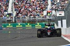 Formel 1 - Punkte auf Motoren-Strecke: Wie gut ist Honda?