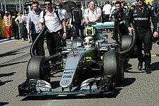 Formel 1 - Mercedes in Spanien: Neue Prioritäten