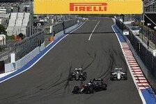 Formel 1 - Russland GP 2016: Die Topspeeds