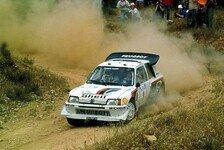 WRC - Quattro, Delta S4 & Co.: Das Ende der Gruppe B