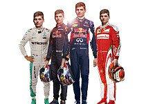 Formel 1 - Kommentar: Verstappen stürzt Kvyat