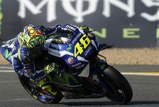 MotoGP - Rossi verzweifelt: Stillstand beim Setup
