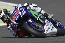 MotoGP - Frankreich GP: Die Stimmen zum Training