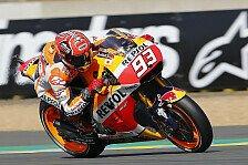 MotoGP - Marquez: Lorenzos Rhythmus vom anderen Stern