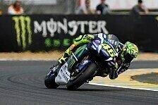 MotoGP - Qualifying-Frust bei Valentino Rossi
