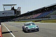 Carrera Cup - Porsche-Junior Müller triumphiert in Hockenheim