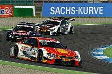 DTM - Trotz Zugeständnissen: BMW ohne Siegchance