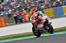 MotoGP - Iannone holt Bestzeit im Warm Up