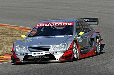 DTM - Mugello Tests, Tag 3: Mercedes übernimmt die Führung