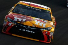 NASCAR - Dritter Saisonsieg für Champion Kyle Busch