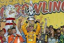 NASCAR - Bilder: GoBowling.com 400 - 11. Lauf