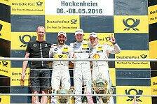 DTM - Bilder: Hockenheim I - Sonntag