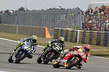 MotoGP - Pol tobt: Leistungs-Drop gegen Werks-Jungs unfair!
