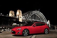 Auto - Toyota zeigt