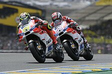 MotoGP - Ducati: Extramotivation beim Heimrennen