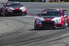 WRC - Mikkelsen: Lehrreicher Start im Audi Sport TT Cup