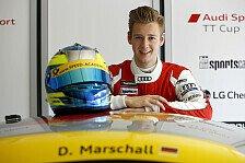 Mehr Motorsport - Dennis Marschall schlägt WRC-Star