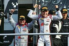 Blancpain GT Series - Brands Hatch: WRT-Audi holt Sieg beim Stopp