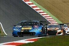 Blancpain GT Series - Brands Hatch: Aufwärtstrend bei Niederhauser