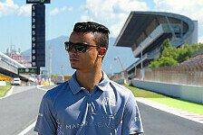 Formel 1 - Mercedes-Cockpit weg: Wehrlein mit Haas-Chance?