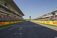 Spanien GP: Streckenvorschau auf den Circuit de Barcelona-Catalunya