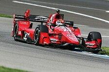 IndyCar - Video: Indianapolis aus der Sicht von Graham Rahal