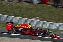 Formel 1 - Ricciardo macht sich über Vettel-Beschwerde lustig