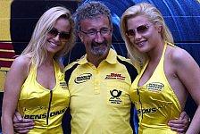 Formel 1 - Eddie Jordan: F1-Entertainer oder MotoGP-Einsteiger?