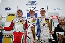 Formel 3 EM - Günther: Nächster Podesterfolg in Pau