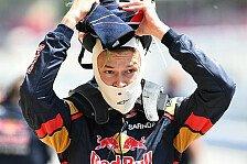 Formel 1 - The biggest Loser: Karriere-Horror für Kvyat
