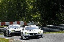 VLN - BMW dominiert 24h-Generalprobe am Nürburgring