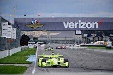 IndyCar - Hattrick! Pagenaud gewinnt auch in Indianapolis